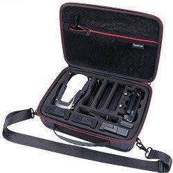 Smatree Carrying Case For Dji Mavic Air DA500 Travel Case For Dji Mavic Air Fly More Combo