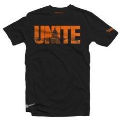 Ubisoft Tom Clancy& 39 S The Division 2 Unite Mens T-Shirt Blackmedium