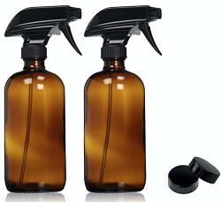 f89ed46a2753 Ganotecl Glass Spray Bottles 2 Pack - Ganoteck 16OZ Refillable Container  For Essential Oils Cleaning Products Or Aromatherapy - | R1190.00 |  Haircare ...