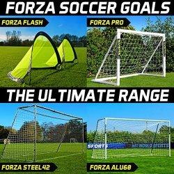 f4fd36e88 Net World Sports Forza Soccer Goals The Ultimate Range Pop-up Target Goals  Backyard Goals Steel Goals Aluminum Goals All Sizes F