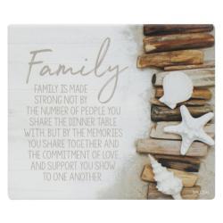Splosh Ceramic Wall Verse - Family