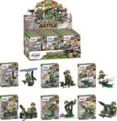 Winner Enterprises. Winner Tank Battle Box Set - 1317A-F