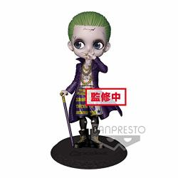 Banpresto - Figurine Dc Suicide Squad - Joker Classic Color Posket 14CM - 3296580826797