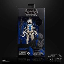 Gaming Greats Star Wars The Force Unleashed Stormtrooper Commander Exclusive The Black Series Action Figure