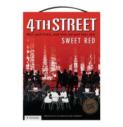 4th Street Sweet Red 1 X 3l
