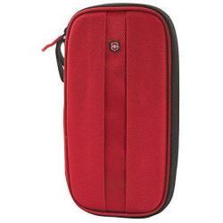 Victorinox Swiss Army Rfid Travel Organiser Wallet Red