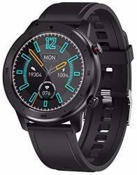 Drohneks Sport DT78 Smart Watch Smartwatch Bracelet Fitness Activity Tracker Wearable Devices Waterproof Heart Rate Monitor For Men Women Black