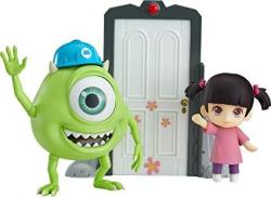 Good Smile Company Good Smile Monsters Inc: Mike & Boo Deluxe Nendoroid Action Figure