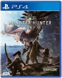 Sony Playstation Monster Hunter World PS4
