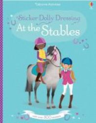 Sticker Dolly Dressing At The Stables Paperback