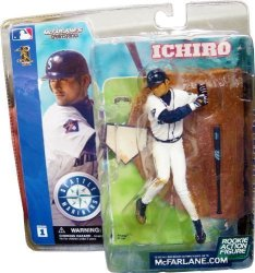 Ichiro Suzuki Unsigned Mcfarlane's Sports Picks Figurine