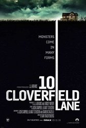 Movie Posters 10 Cloverfield Lane Movie Poster 11 X 17 Canadian Style A Unframed