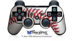 Matrix Productions, Inc. Sony PS3 Controller Decal Style Skin - Baseball Controller Sold Separately