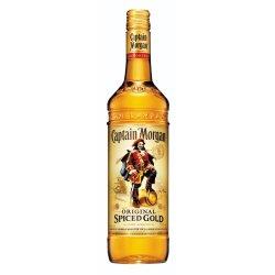 CAPT MORGAN - Spiced Gold Rum 750ML