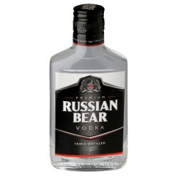 Russian Bear - Vodka 200ML