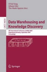Data Warehousing And Knowledge Discovery Paperback