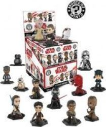 Mystery MINI Box - Star War EP8 Vinyl Figurines 1 Toy Supplied May Vary