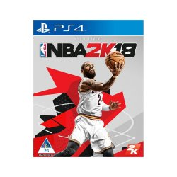 PLAYSTATION - NBA2K18
