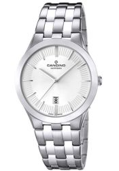 Candino Swiss Made Mens Stainless Steel Watch - Gents Classic Collection