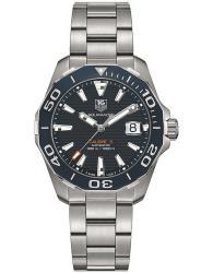 Tag Heuer Aquaracer 300m Automatic Calibre 5 Blue Dial Men's Watch