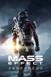 """CGC Huge Poster - Mass Effect Andromeda PS4 Xbox One - EXT649 24"""" X 36"""" 61CM X 91.5CM"""