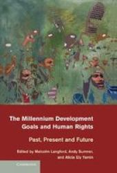 The Millennium Development Goals And Human Rights