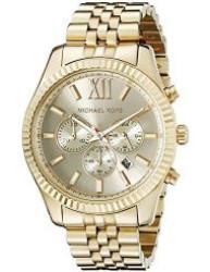 Discountwatches_SA Michael Kors Men's Lexington Gold-tone Watch Mk8281 Parallel Import