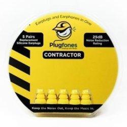 PLUGFONES Contractor Yellow Re