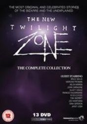 New Twilight Zone: The Complete Collection DVD