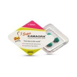 Kamagra Super 2-in-1 Tablets