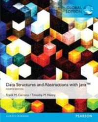 Data Structures And Abstractions With Java Global Edition