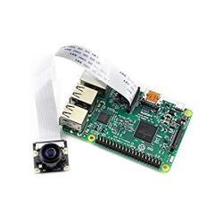 Waveshare Rpi Camera Module J For Raspberry Pi 3 2 Model B B+ Zero Fisheye  Lens 5 Mp OV5647 Sensor 222 Degree Field Of | R | Motherboards | PriceCheck