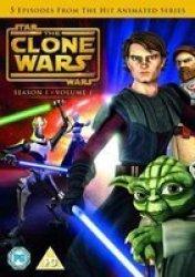 Star Wars - The Clone Wars: Season 1 - Volume 1 Import Dvd
