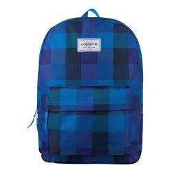 Volkano - Diva Checker Backpack Blue