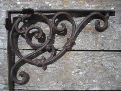Unique Home Decorative Cast Iron Metal