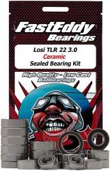 USA Losi Tlr 22 3.0 Ceramic Sealed Bearing Kit