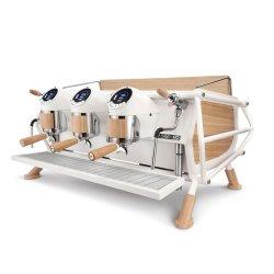 Cafe Sanremo Racer Standard White & Wood 3GROUP