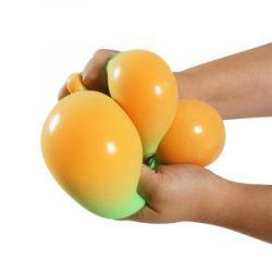 GLOOP Splodge Ball 110MM Green To Orange