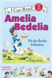 Amelia Bedelia I Can Read Box Set 1: Amelia Bedelia Hit The Books Collection Paperback