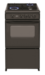 Defy SGG51001NB 4 Burner Gas Stove in Black