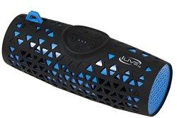 ILive ISBW337BU Waterproof Bluetooth Speaker Blue