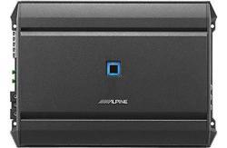 Alpine S-A55V 5 Channel Digital Amplifier