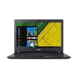 Acer Aspire A3 A315-32-C5HQ 15.6 Celeron Notebook - Intel Celeron N4000 500GB Hdd 4GB RAM Windows 10 Home 64-BIT