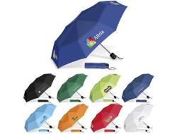 Tropics Compact Umbrella - Navy