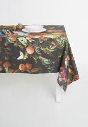 Hertex Mateo Table Cloth - Nero