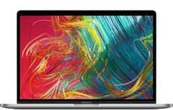 "Apple 2019 15"" Intel Core i9 Macbook Pro with Touch Bar in Silver"