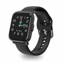 SMART WATCH Uxd Fitness Activity Tracker With Sleep Heart Rate Monitor For Men Women 5ATM Waterproof Pedometer Smartwatches For Iphone Samsung Android Phones