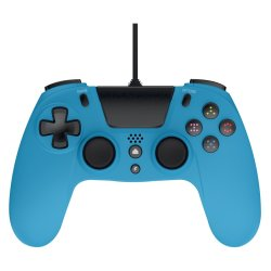 PS4 - Gioteck VX4 Wired Controller Blue