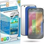 CoverON Mirror Lcd Screen Protector Shield For Motorola Moto G