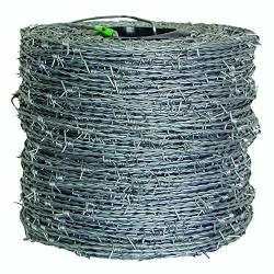 Farmgard 1 320 Ft. 15-1 2-GAUGE 4-POINT High-tensile CL3 Barbed Wire